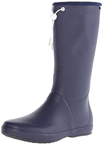 Tretorn Women's Viken Rain Boot, Navy, 39 EU/8 B US