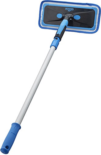 Unger Professional ProClean Indoor Window Cleaning Kit with 2ft Pole