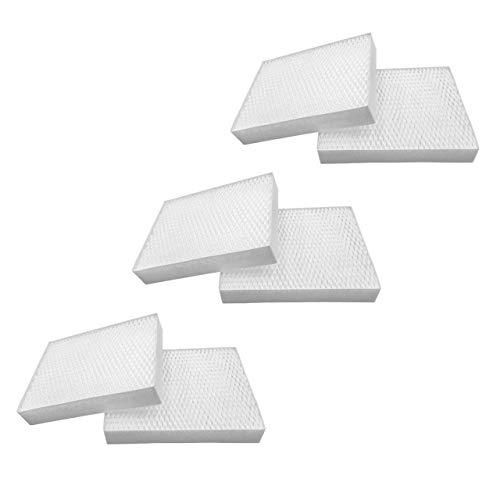 vhbw 6x Filter, Filterkassette passend für Luftbefeuchter Stadler Form Oskar, Oskar Little