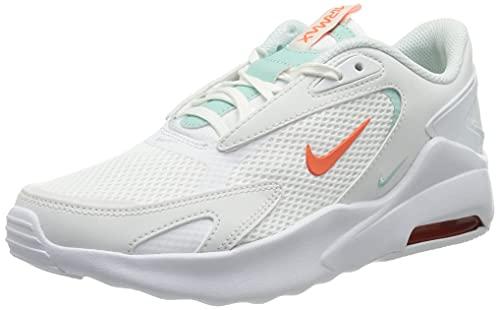 Nike Damen Air Max Bolt Walking-Schuh, White/Turf Orange-Summit White, 39 EU