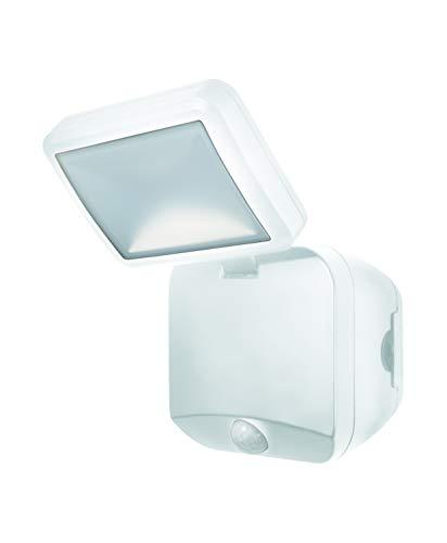 Osram LED Wand- und Deckenleuchte, Leuchte für Außenanwendungen, Kaltweiß, Battery LED Spotlight Single