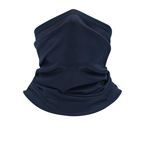 FRAUIT multifunctionele doek naadloze halsdoek biker bandana sjaal hoofddoek sport hoofdband motorfiets bandana outdoor UV-stofbescherming monddoek slangdoek nek bescherming gezichtsschild