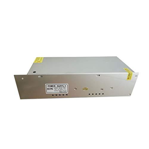 Fuente de alimentación de CC de Salida Fija de Fuente estabilizada por Voltaje de 800 vatios Regulador de Interruptor Universal Fuente de alimentación de Interruptor Universal - Plateado