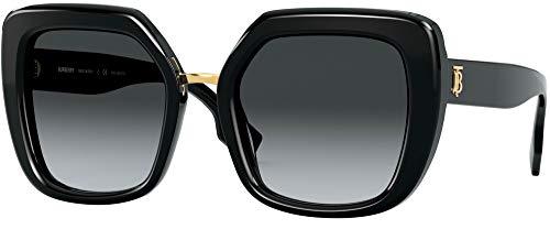 BURBERRY Gafas de Sol BE 4315 Black/Grey Shaded 53/21/140 mujer