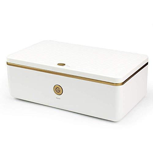 Uv-lamp sterilisator, beweegbaar uv-licht sanitizer box met ontkiembare lamp voor mobiele telefoons, pacifier, Toothbruh USB