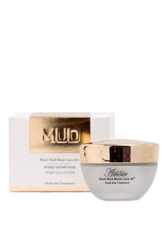 Dead Sea Black Mud Moisturizing Day Cream 50ml