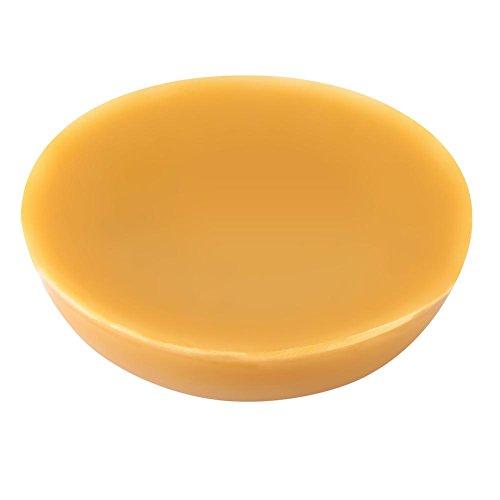 Amarillo bloque de cera de abeja natural cera de abejas pura de grado de alimentos para DIY Jabón cosméticos pintalabios 250g/8.8oz