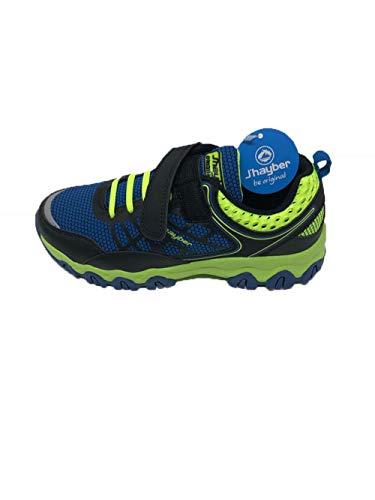 Jhayber RIADO, Zapatillas de Trail Running, Blue, 33 EU