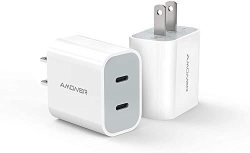 USB C Charger, Amoner 2Pack Type C …