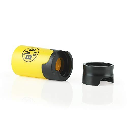 Taste Hero Bier-Aufbereiter BVB gelb/schwarz, Kunststoff, 6cm