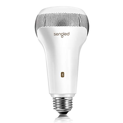 Sengled Solo Bluetooth JBL Speaker Light Bulb Dual Channel...