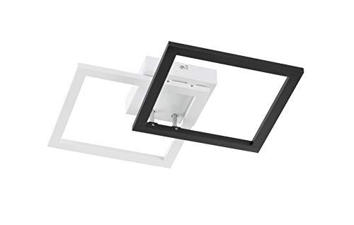 WOFI ELLE plafondlamp, kunststof, 18 W, Multi Color