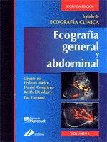 Tratado de ecografia clinica. ecografia general y abdominal. 2 vols