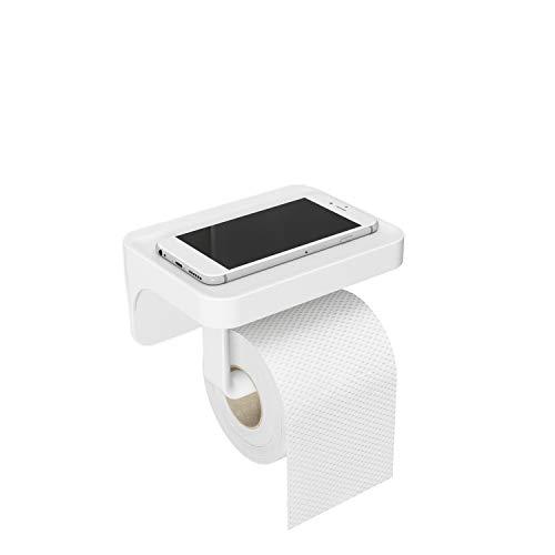 Umbra Flex Sure-Lock Toilettenpapierhalter weiß