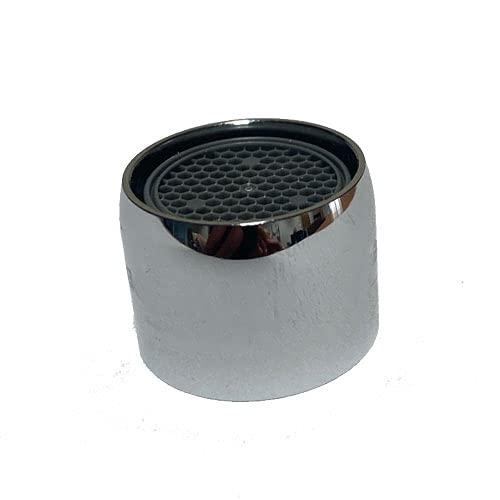 Aireador de grifo de cocina cromado antisalpicador compatible con Franke parte 133.0068.762...