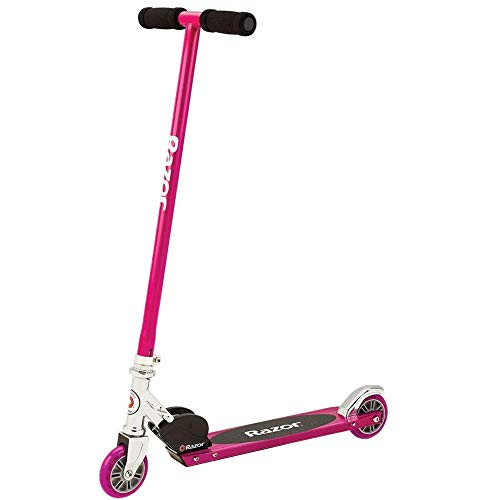 Razor S Real Steel Kick Scooter, rosa
