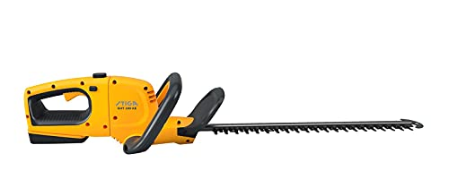 STIGA SHT 100 AE Kit de cortasetos inalámbrico (40 min, cuchilla de 55 cm)
