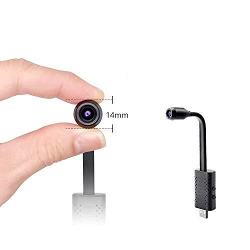 1080P Mini bewakingscamera met Wifi USB IP HD Cloud Storage Verstelbare en gemakkelijk te installeren