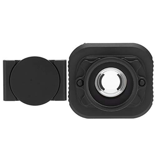 Lente Gran Angular Externa Negra para Accesorios de dron dji Mavic 2 Pro, 3,1 x 2,77 x 0,96 cm, Gran Angular y Ligero, Revestimiento de Vidrio óptico
