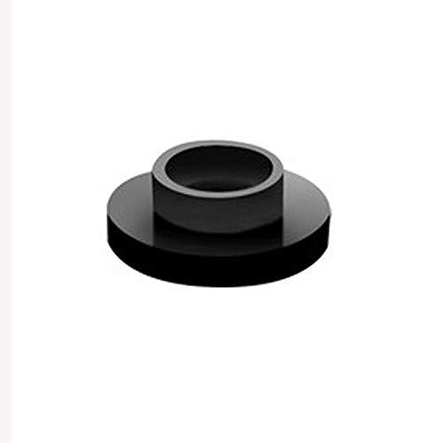 QAWS Silikondichtung Washer Dichtungen Silikondichtringe Espressomaschinen, Faltenbalg Schlauchdichtung Silikondichtung Einlassrohr Auslassrohr Gummidichtring Dichtung 500St.