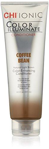 CHI Ionic Illuminate Color Coffee Bean Conditioner , 8.5 Fl Oz