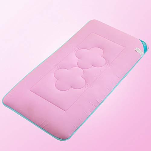 HUANXA Baumwolle Umkehrbar Baby Matratze, Kinderzimmer Matte Faltbare Bodenmatratze Futon Matratze für Kinderbett Natürliches Material...