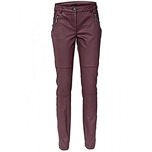 spodnie skórzane damskie zalando