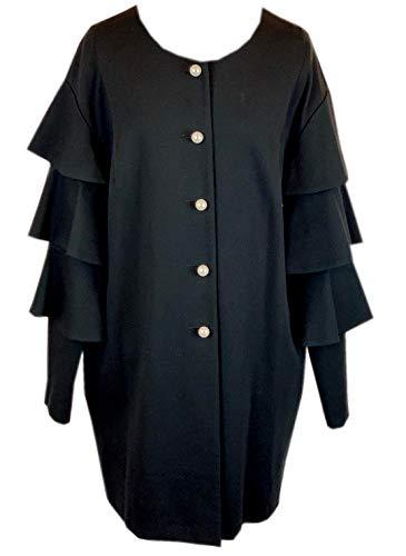 Joseph Ribkoff 183345 Mantel mit Taschen Jacke Perlen (40)