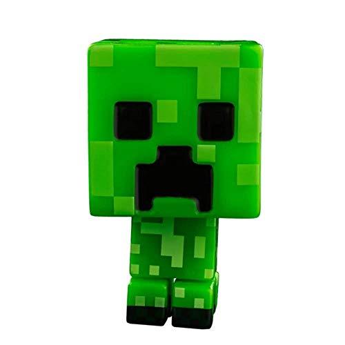 Funko - Figurine Minecraft - Creeper Glow in The Dark Exclu Pop 10cm - 0889698263887