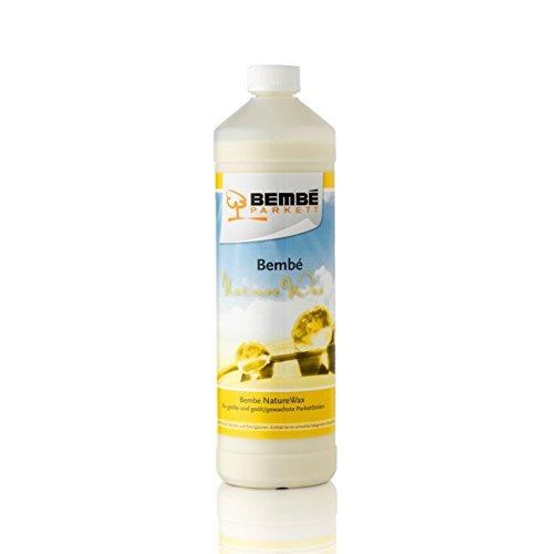 Bembé NatureWax Pflegewachs für geöltes/gewachstes Parkett 1 Liter