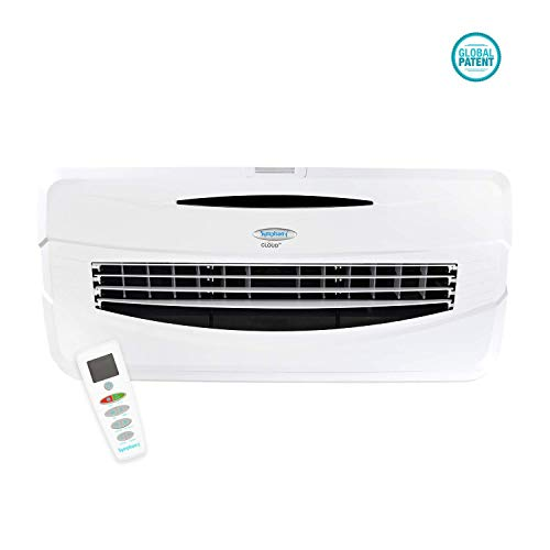 Symphony Cloud 15-Litre Air Cooler (White) with Remote Control