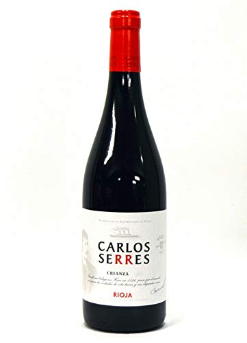 Carlos Serres Crianza 2016