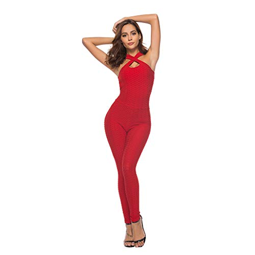 Why Should You Buy Xinantime Womens One-Piece Sport Yoga Jumpsuit Running Fitness Workout Gym Tight ...
