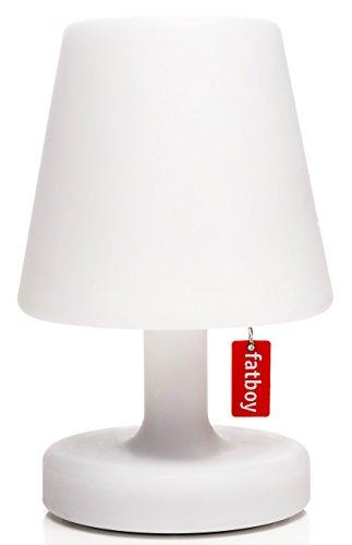 Fatboy® Edison the Petit weiß | Tischlampe / Outdoor Lampe / Nachttischlampe | Kabellos & per USB Aufladbar