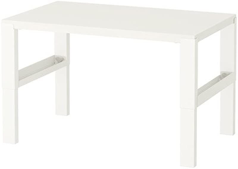 Ikea Childrens Desk Adjustable White