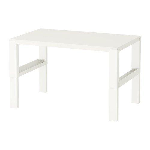 PAHL IKEA Escritorio Infantil Tamaño 96x 58cm, Blanco