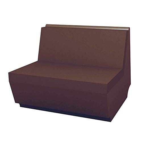 Vondom Rest módulo sofa central bronce