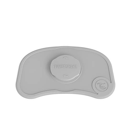 Twistshake Click Matte Mini, Pastellgrau