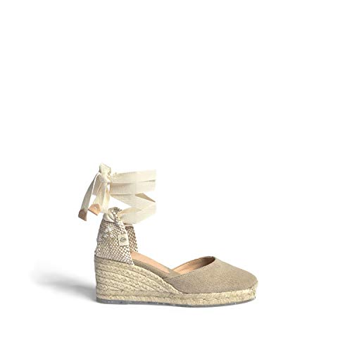 Castañer Carina, Zapatillas Mujer, Desierto, 35 EU