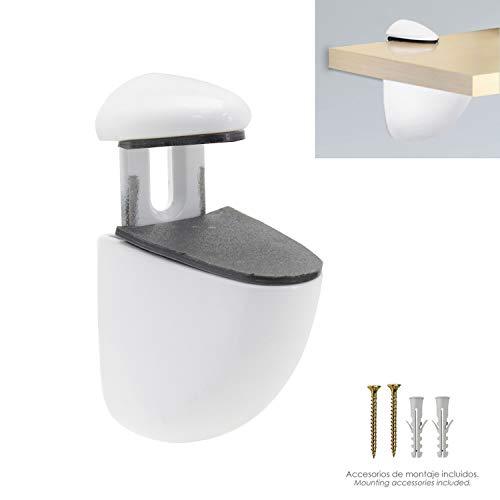 Design61/Lot de 4/pieds de meuble cuisine pieds Pied de meuble carr/é Pied de pour armoires Hauteur r/églable 80 90/mm