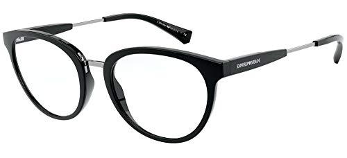 Gafas graduadas Emporio Armani EA 3166 5001 Negro