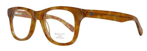 GANT GRA034 50K83 Brille GRA034 50K83 Brillengestelle 50, Braun