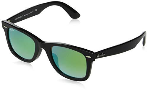 Ray-Ban 0RB2140F-52-901-4J Gafas, 64.4285714285714, 52 para Hombre