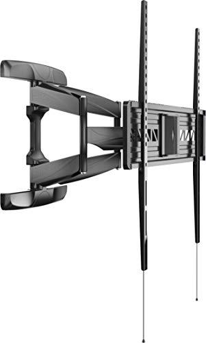 """Ohmex OHM-WMT-4790FULL - Soporte de pared articulado para TV de 47"""" a 90"""", peso máximo de 50 kg"""