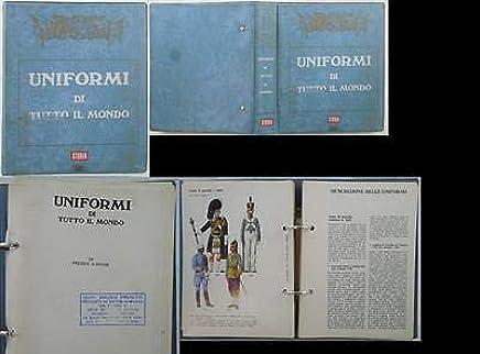 """J 9058 RACCOGLITORE AD ANELLI """"UNIFORMI DI TUTTO IL MONDO"""" DI PREBEN KANNIK 1971"""