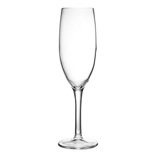 Visiodirect Lot de 12 Flûtes à Champagne New Kalix - 17cl