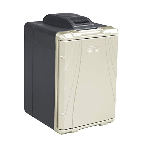 Coleman Cooler  40-Quart Portable Cooler   Iceless Electric Cooler with cooling technology up to 40°F for Picnics, BBQs, camping, tailgates and Outdoors