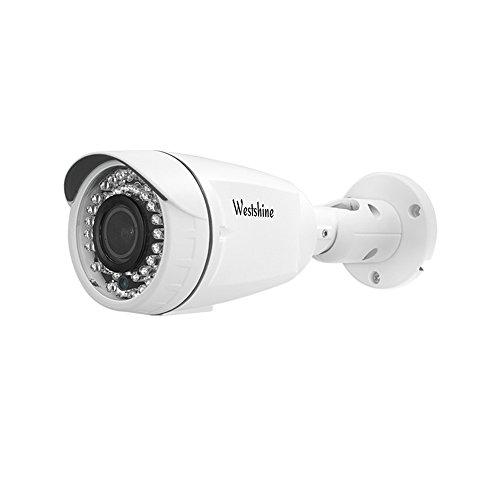 Westshine Home Security Bullet Camera 1080P 2.8-12mm Lente varifocal cámara Bullet 4 en 1 AHD/TVI/CVI/CVBS cámara IR Cut 42 Leds visión Nocturna Home Indoor Outdoor Cameras
