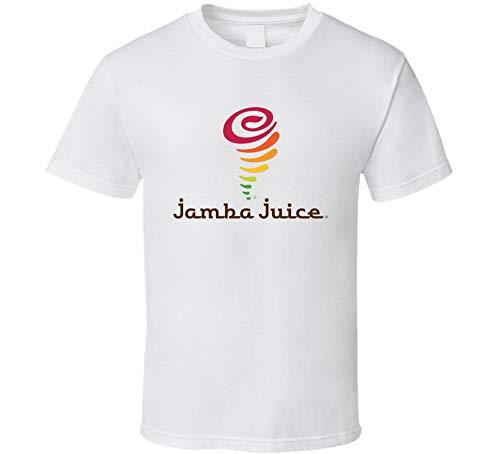 YUANLI Jamba Juice Drink - Camiseta de regalo, color blanco