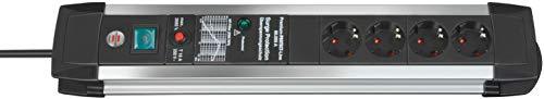 Brennenstuhl Premium-Protect-Line, presa multipla con protezione di sovratensione 4 prese
